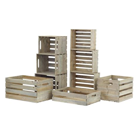 crates pallet crates and pallet 18 in x 12 5 in x 9 5