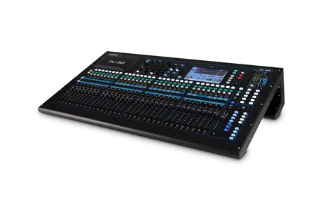 Mixer Digital Allen Heath Qu 32 allen heath qu 32 image 1170423 audiofanzine
