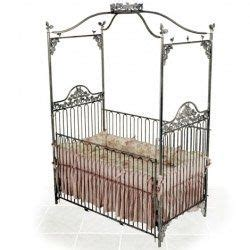 Wrought Iron Crib For Sale by In Ivory For Madelyn Heirloom Quality Cribs Are