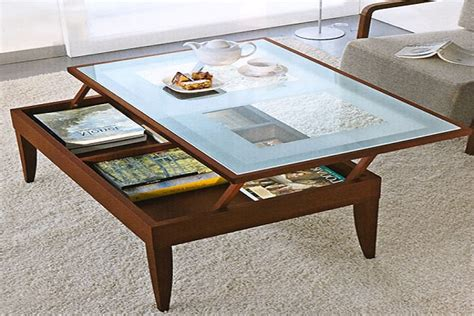 lift top coffee table ideas and designs designwalls