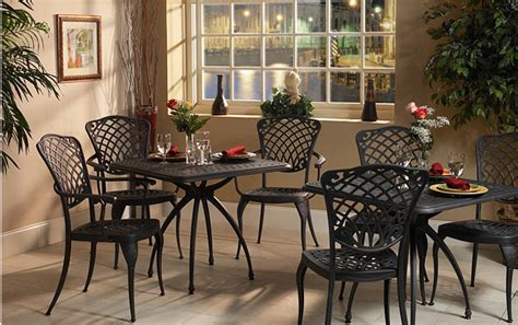outdoor lifestyle patio furniture outdoor lifestyle cast aluminum patio furniture icamblog