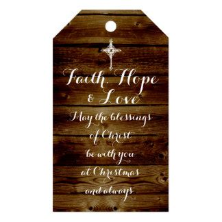 religious christmas gift tags zazzle