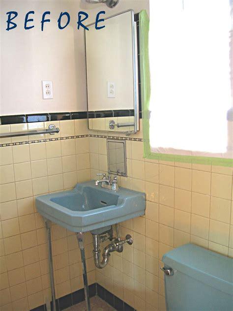 tone on tone small bathroom renovation