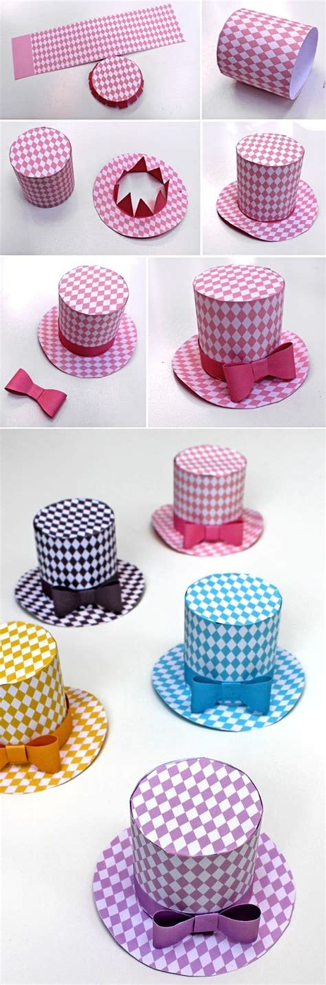 How To Make A Small Paper Hat - 25 best ideas about paper hats on paper hat