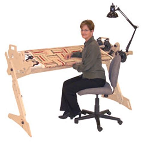 Grace Z44 Quilting Frame by Grace Z44 Fabri Fast Quilting Frame Adjustable To 4 Sizes
