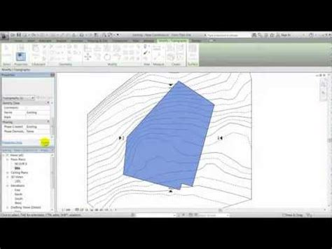 surface pattern revit download full download revit tips findout cut fill volume of