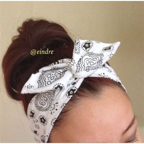 The Bow Factory Baby Headband Bandana best 25 bandana bow headbands ideas on bow