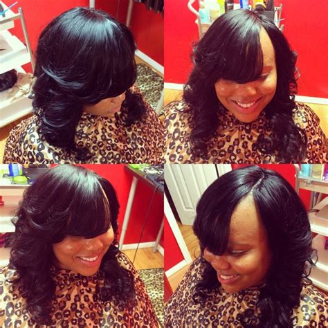 show mi styles of dior weave invisible part full sew in weaves by me pinterest