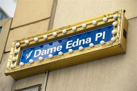 Dame Edna Gets Melbourne Named After by Free Image Of Dame Edna Place