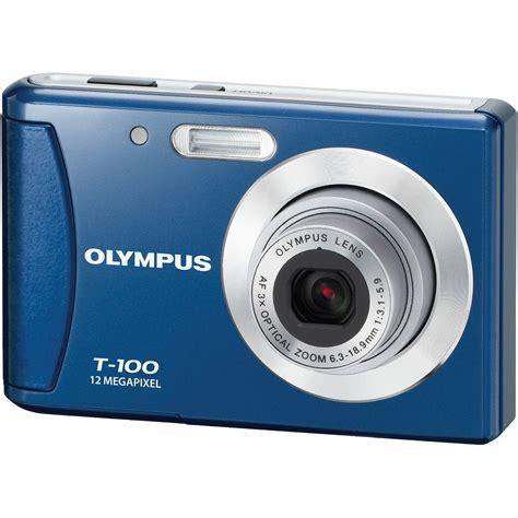 Kamera Olympus T 100 olympus t 100 digital blue 227465 b h photo