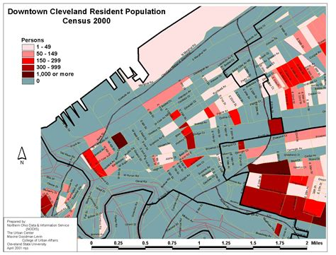 downtown cleveland map downtown cleveland residential living our
