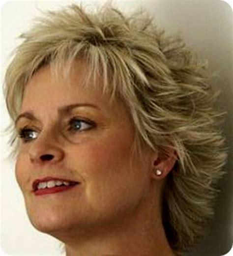 Hairstyles For Thin Hair 50 by Haircuts For Thin Hair On 50something 1000 Ideas About