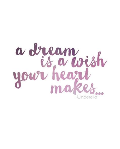 a dream is a wish your heart makes tattoo a is a wish your makes by deonnawade on etsy