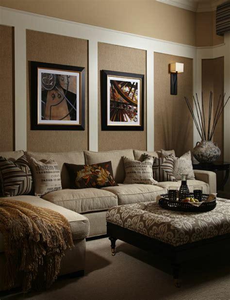 farben wohnzimmer design - Wohnzimmer Wände Gestalten