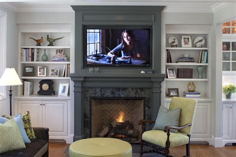 Can I Put A Tv Above A Fireplace by Should I Put A Tv Fireplace Mantel