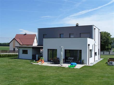 flachdachhaus modern viva haus hausbauen in der steiermark modernes