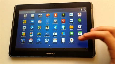 Samsung Tab 2 Update samsung galaxy tab 2 10 1 gt p5110 android update 4 2 2