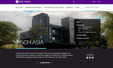 tisch tuition ex students call nyu s singapore art school an