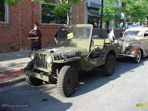 1953 Willys Jeep 1953 Willys Jeep Gtcarlot
