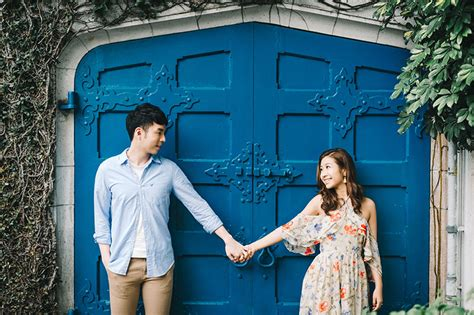 Casual Wedding Photoshoot by Fok Photography Hong Kong Prewedding Engagement