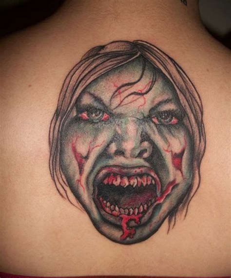 zombie tattoo photo 30 different zombie tattoos creativefan