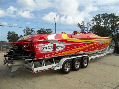 cigarette boat top gun cigarette 38 top gun boat for sale from usa