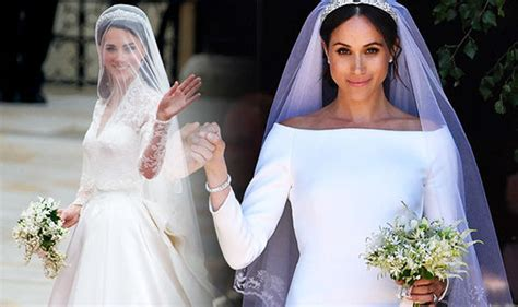 Wedding Bouquet Of Kate Middleton by Meghan Markle V Kate Middleton Wedding Bouquet Meaning Of