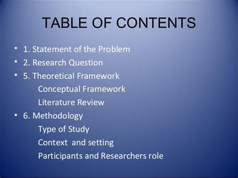 format of research proposal ppt ppt proposal sle