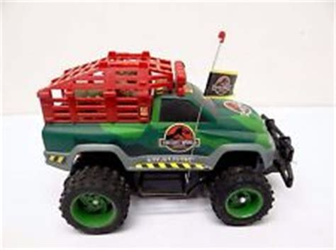 Park Jeep Parts Jurassic Park The Lost World Rc Tyco Jeep Vehicle With