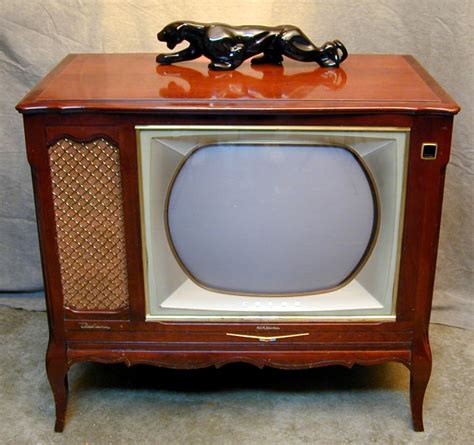 color tv show 1962 rca model ctc 7 color television 1958