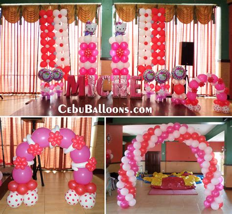 Decoration Hello Princess Hpa023 bongga decor packages cebu balloons and supplies