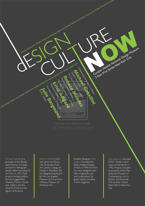 design poster analysis visual language week 01 analysis of a poster design