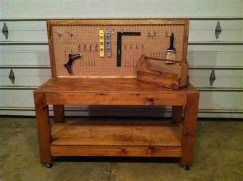 child bench child s workbench