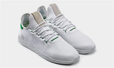 adidas pharel william putih pharrell williams adidas sneakers cool material