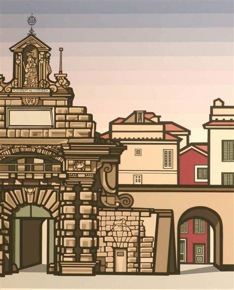 porta pila genova galleria san lorenzo al ducale porta pila