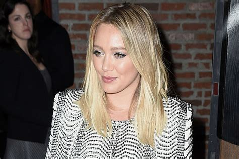 Hilary Duff Has Indeed Gained A Few The Website by Hilary Duff Confirms Relationship With Trainer Jason Walsh