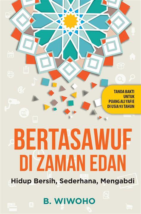 zaman edan edisi 2017 bertasawuf di zaman edan bukubukularis toko buku