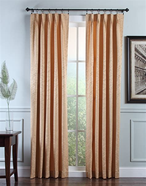 curtains portland oregon portland pinch pleated foam back drape pair renaissance