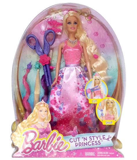 Hair Style Doll by Cut And Style Princess Fashion Doll Buy