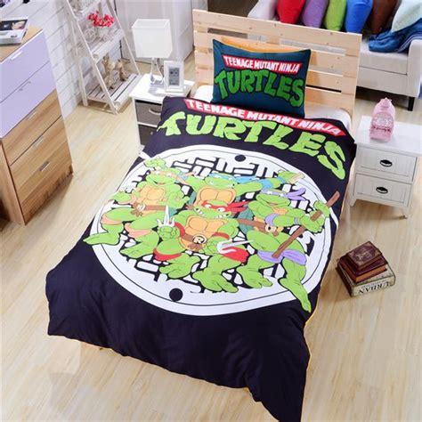 tmnt bedding set mutant turtles bedding set kid and