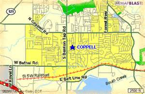 map coppell coppell tx pictures posters news and on your
