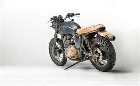 Triumph Motorrad Deutschland Händler by Una Triumph Bonneville T100 Customizzata Per David Beckham