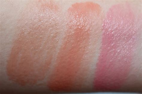 Bourjois Aqua Blush T01 Inge bourjois aqua blush review swatches really ree