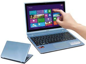 Laptop Acer V5 Touch laptop acer aspire v5 touch procesador amd a4 1250 1 0