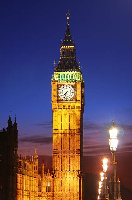 Sell Home Decor Products big ben at night dan breckwoldt jpg