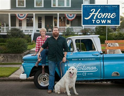quot home town quot comes to hgtv the quot big lies quot