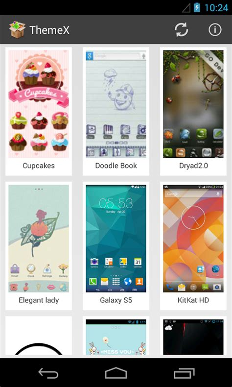 theme apk launcher themex extract launcher theme android apps on google play