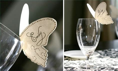 butterfly wine glass place card template diy butterflies for glasses is it for is it