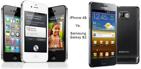 what s better iphone or galaxy which is better samsung galaxy s2 or iphone 4s