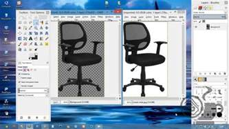 select image trick using invert select gimp two minute
